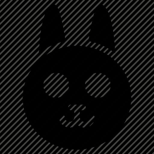 animal, bunny, conejo, rabbit icon