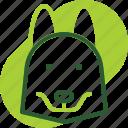 animal, carnivore, cartoon, fauna, husky dog, pet, zoo