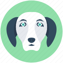 animal, boxer dog, cur, dog, foxhound icon