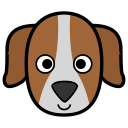 animal, cachorro, dog, dogs, icon icon