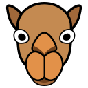 animal, camel, camelo, camels icon