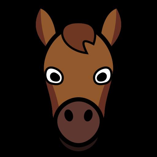 Animal, cavalo, horse, horses icon - Free download