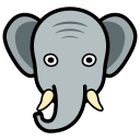 animal, elefante, elephant, elephants icon