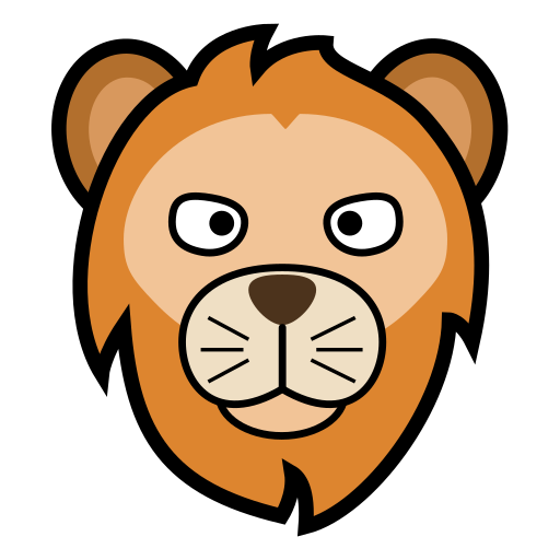 Animal, leao, lion, lions icon - Free download on Iconfinder