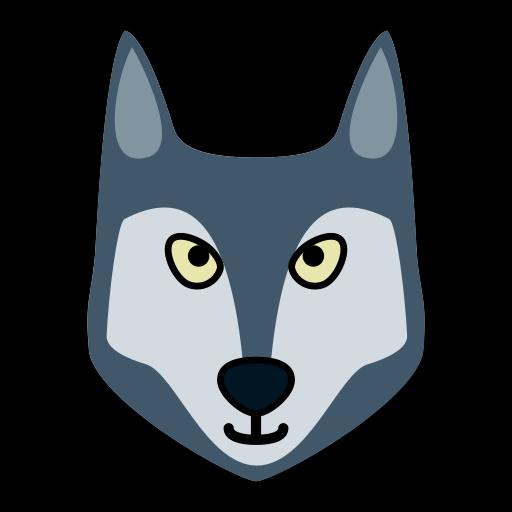 animal, icon, lobo, wolf, wolfs icon