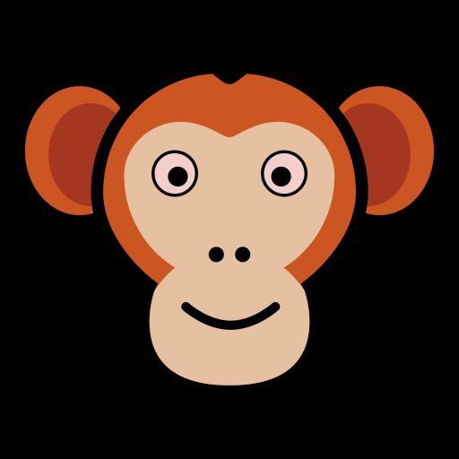 Animal, ape, apes, macaco, monkey, monkeys icon - Free download