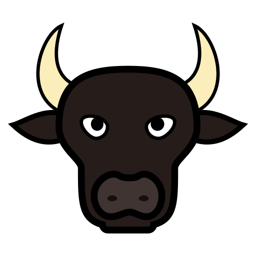 Animal, bull, bulls, touro icon - Free download