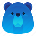 wild, wildlife, animal, bear, forest