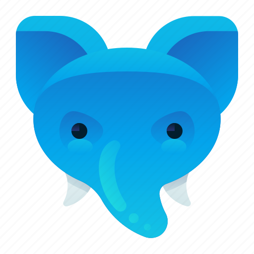 Africa, animal, elephant, wild, wildlife icon - Download on Iconfinder