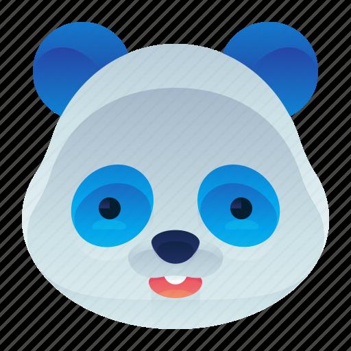 animal, panda, wild, wildlife icon