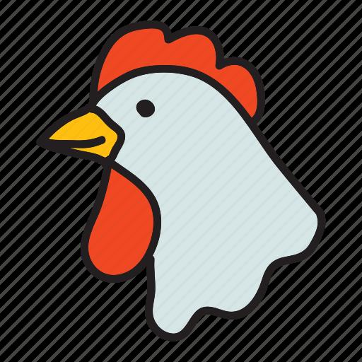 animal, animals, chicken, eggs, farm, farmer icon