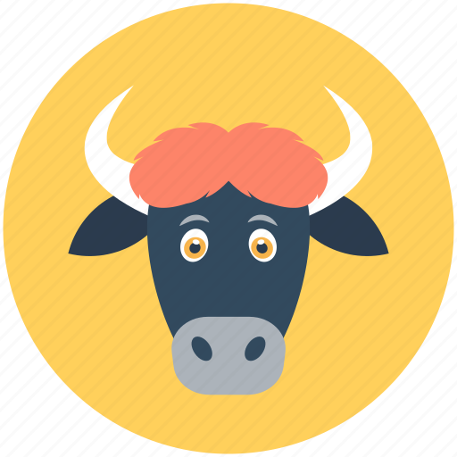 Animal, calf, cattle, cow, farm animal icon - Download on Iconfinder
