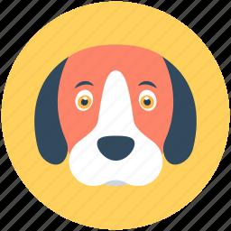 airedale dog, animal, bulldog, dog, pet icon