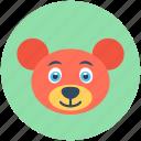 animal, bear, mammal, wild animal, zoo