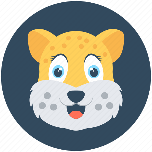animal, dog, dog face, husky, puppy face icon