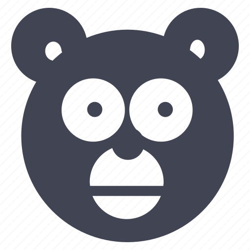 animal, animals, bear, nature, teddy icon