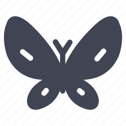 animal, butterfly, insect, nature, wings icon