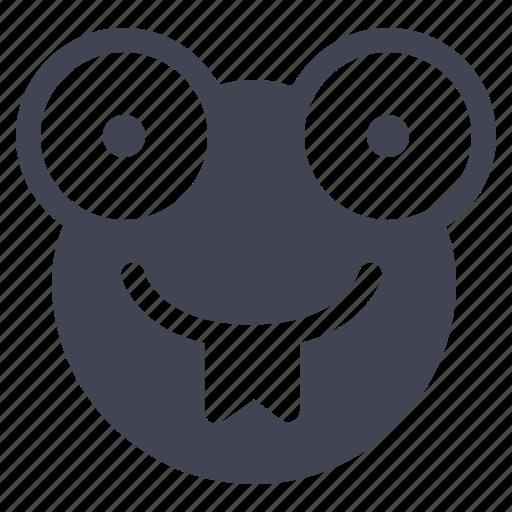 amphibian, animal, animals, frog, nature, toad icon