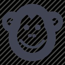 animal, animals, ape, monkey, nature icon