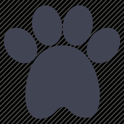 animal, animals, cat, dog, nature, paw, pet icon