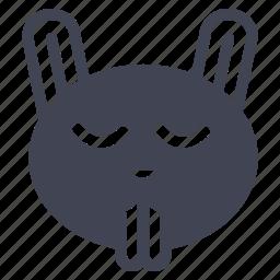 animal, animals, bunny, easter, pet, rabbit icon