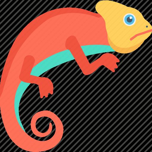 animal, chameleon, gecko, lizard, reptile icon