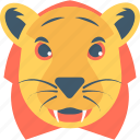 lion, zoo, panthera leo, safari animal, wild animal