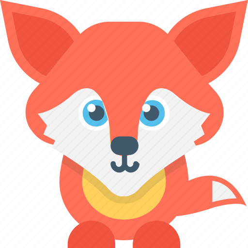 animal, fennec, fennec fox, mammal, wild animal icon