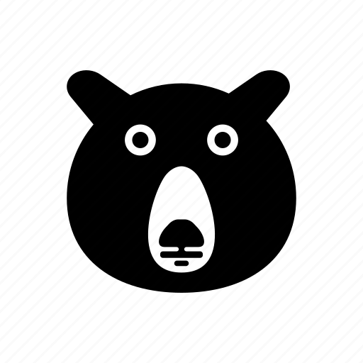 Animal, art, bear, plush, soft, teddy, toy icon - Download on Iconfinder
