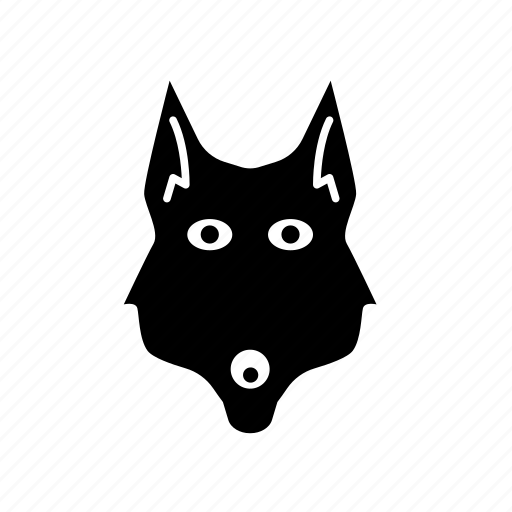 animal, emblem, fox, logo, wild, wildlife icon