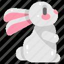animal kingdom, animals, bunny, mammal, rabbit, wildlife, zoo