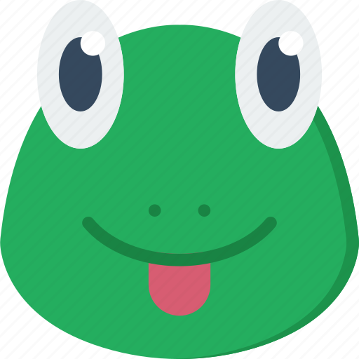 animal, frog, pet, wild icon