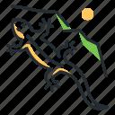 animal, creeping, lizard, reptile icon