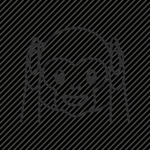 Transparent Sassy Emoji Coloring