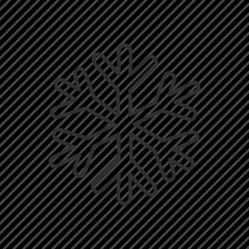 cold, freeze, ice, snow, snowflakes, weather, winter icon
