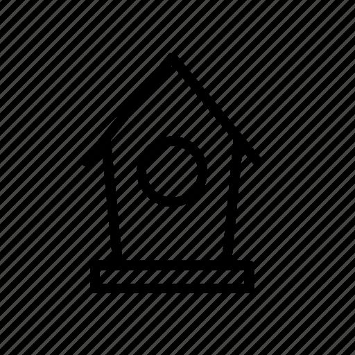 animal, bird, birdhouse, house, pet icon