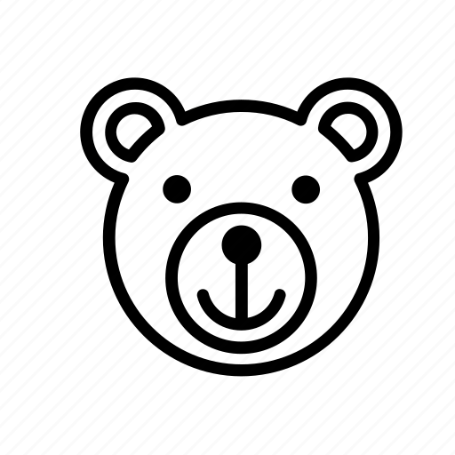 animal, animals, bear, panda, polar, wild, wildlife icon