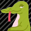 monitor, lizard, animal, pet, reptiles, character, creature