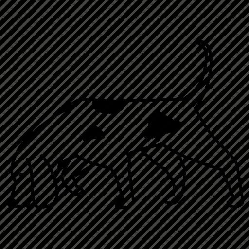animal, animals, dog, domestic, mammal, pet, puppy icon