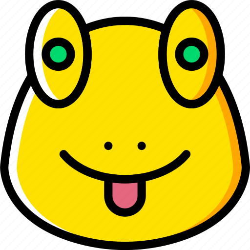 animal, frog, pet, wild icon