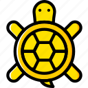 animal, pet, turtle, wild icon