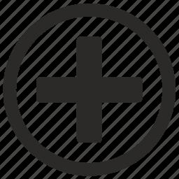 antibiotic, med, medical, plus, treatment icon