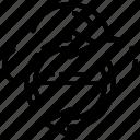 arrow, sync, cloud, upload, download