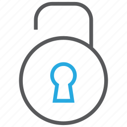 access, granted, key, open, unlock icon