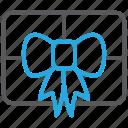 box, code, gift, present icon