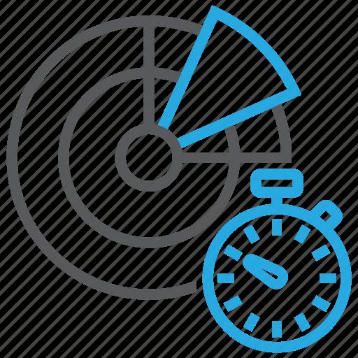 date, scan, scanner, scheduled, stopwatch, timer, virus icon