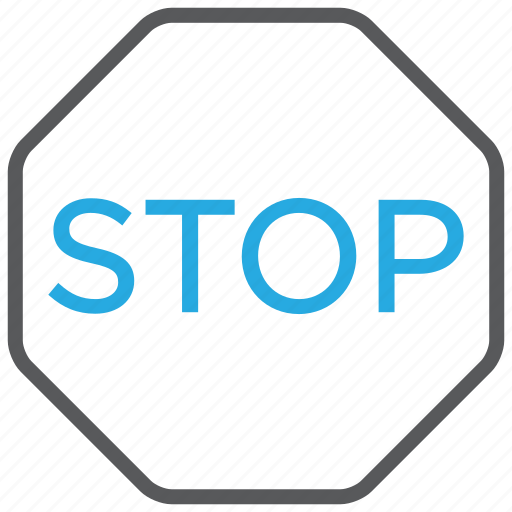 Stop, road, sign, traffic icon - Download on Iconfinder