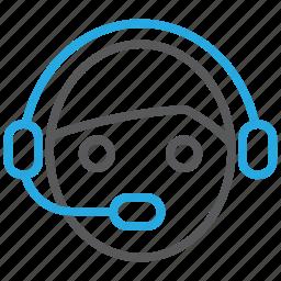 chat, conversation, customer, help, speech, support, talk icon
