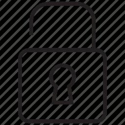 access, granted, padlock, unlock icon