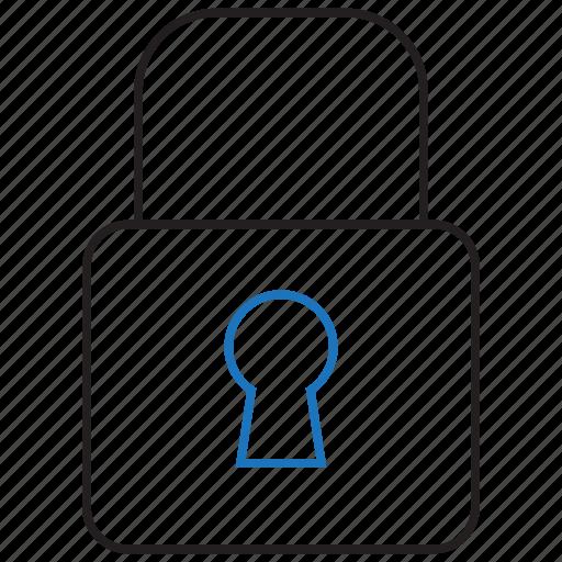 access, denied, deny, login icon
